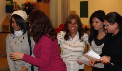 Botiquín de ayuda para migrantes 2013