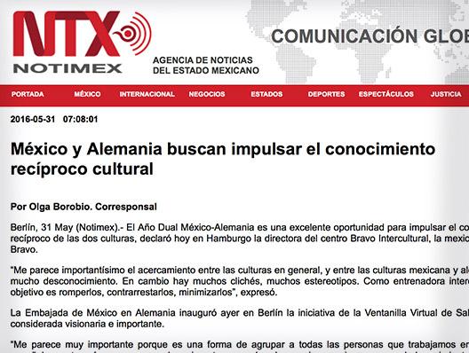Publicación Bravo Intercultural